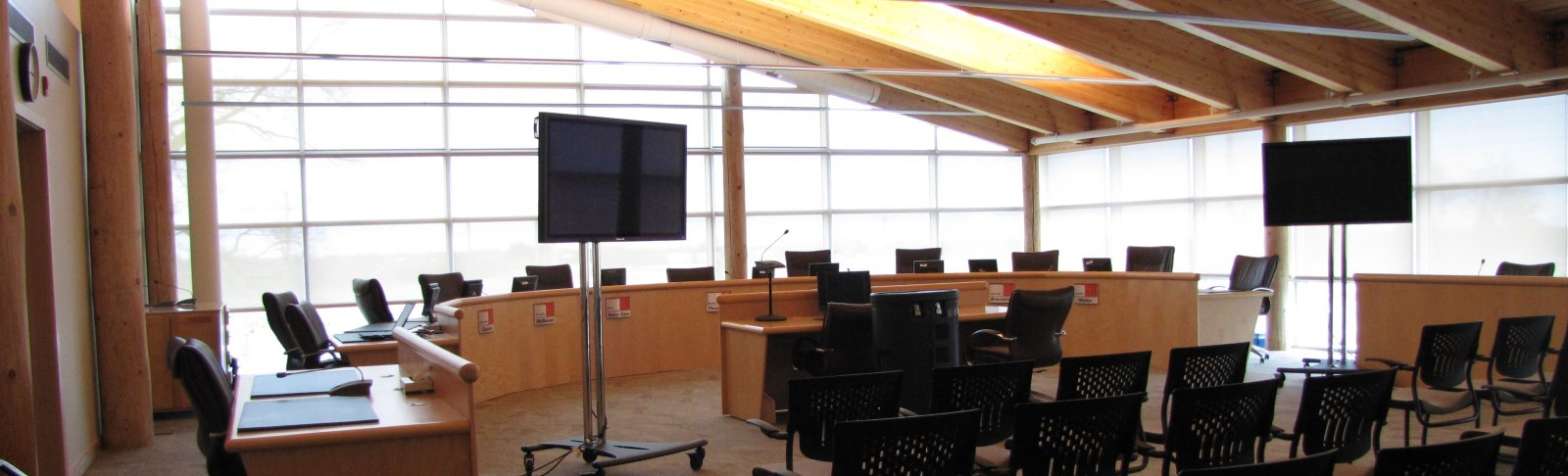 Northumberland County Council Chambers
