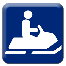 snowmobiling icon