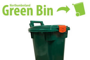 picture of green bin